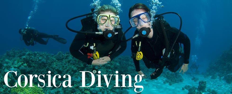 Plongée sous marine Corse